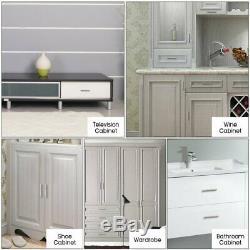 4 6 304 Stainless Steel Kitchen Cabinet T Bar Pulls Handles Knobs Hardware M