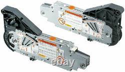 Blum 20L2500. N5 AVENTOS HL Face Frame Cabinet Lift Mechanism Set Zinc Plated