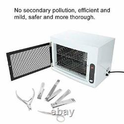 Brand Cabinet Manicure Tools Equipment with LED Display & 3 Timer Settings