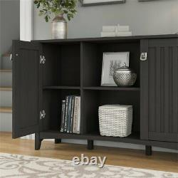 Bush Furniture Salinas Entryway Storage Set with Accent Cabinets