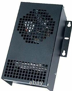 Caframo Limited Cabinet Heater 2 Settings, Black