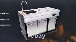 Char-Broil Medallion 50x 25x 48.6 Outdoor Kitchen Set NEW