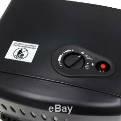 Dyna-Glo Portable Heater 18K BTU 3-Heat Settings Propane Gas Piezo Ignition