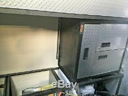 Garage Storage Cabinet large set Heavy Duty Organizer Tool Steel Chest Box Unit