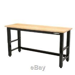 Husky 72 in. W x 98 in. H x 24 in. D Steel Garage Cabinet Set in Black (5-Piece)