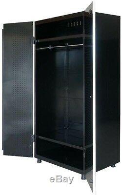 Husky Steel Shelf Storage for 36 Inch Gear Cabinet Shelves Heavy Duty 2 Pack Set