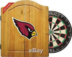 Imperial Officially Licensed Nfl Merchandise Dart Cabinet Set With Steel Tip Br