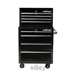 Large Garage Tool Box Workshop Storage Chest Rack Lock Top Bottom Drawer Cabinet