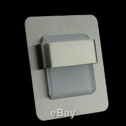 Lunex ONYX LED Decor lightning Stair Closet Wall Cabinet Night Light 7 Colors