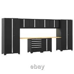 NewAge Products Pro 3.0 Series Storage Cabinet 10-piece Set