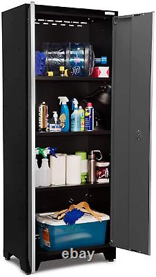 Newage Products Bold Series Gray 7 Piece Set, Garage Cabinets, 50421