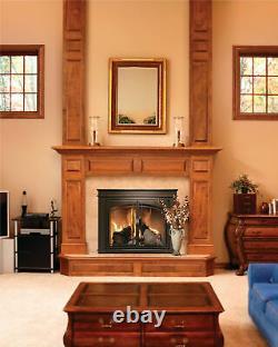 Pleasant Hearth FN-5700 Fenwick 28 H x 38.75 L Small Cabinet Bronze