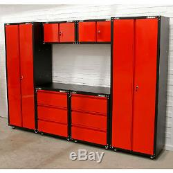 Sealey American Pro 24 Gauge Steel 6 Piece Modular Cabinet Set