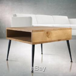 Set/4 Legs Furniture Steel h. 30cm, Legs Furniture Style Years 50' Vintage