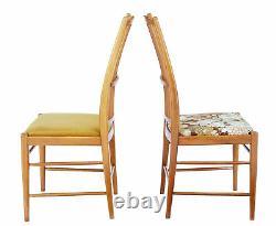 Set Of 12 Napoli Dining Chairs By David Rosen For Nordiska Kompaniet