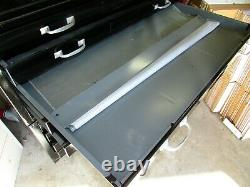 Set of 4 Map Cabinets Flat File Cabinets on Casters. Total of 20 drawers. No top