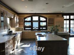 Small bone brand Kitchen furniture set (cabinets, counter, center islands)