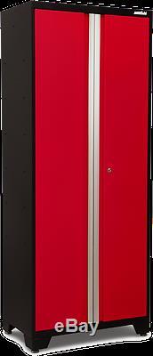 Storage Cabinet Set Locker Garage Workshop Solution System Rack Shelf