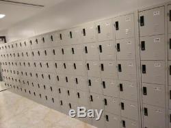 Storage System Compartment Steel Cabinet / Locker Lock Set / Built-in