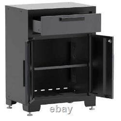 Torin TCE Garage Cabinet Combo Set, 9-piece