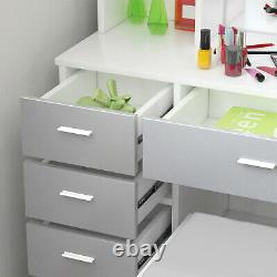 Vanity Set Makeup Table Vanity Dressing Table With Storage Cabinet Storage Rack