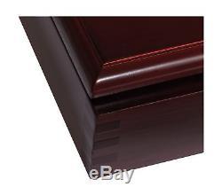 Viper Hudson Sisal/Bristle Steel Tip Dartboard & Cabinet Bundle Standard Set