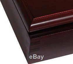 Viper Hudson Sisal/Bristle Steel Tip Dartboard Cabinet Bundle Standard Set S