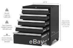 Warehouse Steel Cabinet Set Workshop 10PC Car Garage Storage Drawers Furniture