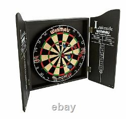 Winmau Dart Board Blade 5 Championship Dartboard, Cabinet & Darts Sets Pro