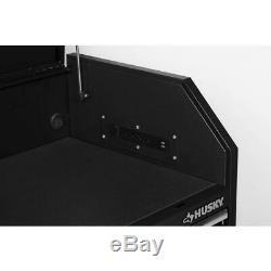 10 Tiroirs Combinaison 1 Porte Et Coffre À Outils Ensemble Cabinet Rolling In Black Gloss