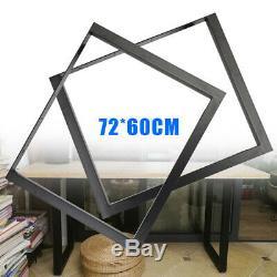 24metal Pieds De Table Table De Bureau De Bureau Pour Les Jambes Table À Manger Bureau Cabinet 2pc / Set