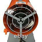 30k-60k Btu Propane Forced Air Portable Heater Jusqu'à 14 Heures Sur Un Réglage Bas