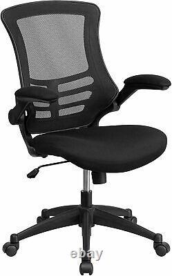 3 Piece Office Set Computer Desk, Bureau Chair & Mobile Filing Cabinet Nouveau