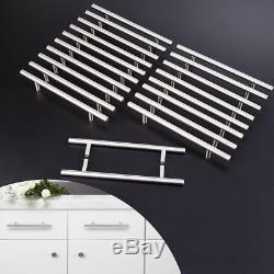 501500pcs 5 Cabinet De Tiroir De Porte De Cuisine En Acier Inoxydable Gère T Bar Pulls Oy