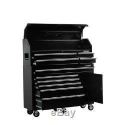 61 À. 10 W-tiroir Combinaison 1 Porte Coffre À Outils Et Set Cabinet Rolling In Glos