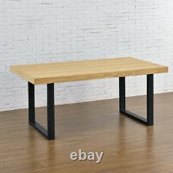 80x72cm Industry Coffee Table Leg Metal Steel Chair Bench Legs Ensemble De 2