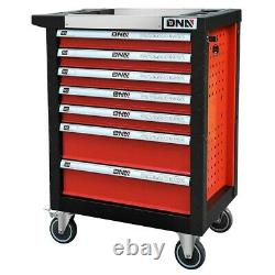 Armoire À Outils Roulante Heavy Duty Large Chest Cart Mechanics Set Organizer New