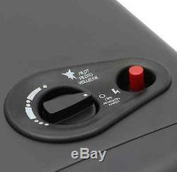 Armoire De Chauffage Portative Au Propane Portable Dyna Glo 18k Btu À 3 Réglages De Chaleur Ods