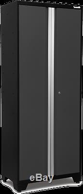 Armoire De Rangement Set Locker Garage Atelier Solution Système Rack Étagère