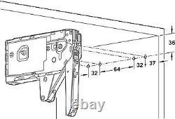 Blum Aventos Hk-top Lift Up Armoire Hinge Set Easy Order Kit New & 3 Couleurs