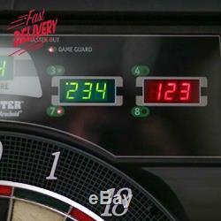 Bullshooter Cricket Maxx 5.0 Jeu De Fléchettes Électronique Cabinet L'ensemble Comprend 6 Acier T