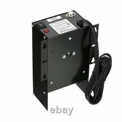 Caframo Limitée Chauffage Cabinet 2 Paramètres, Noir