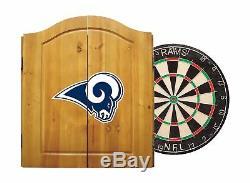 Coffret De Fléchettes De Marchandise Sous Licence Officielle De La NFL Sous Licence Officielle De La NFL