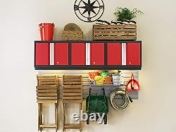 Coffrets De Garage Red 7 Piece Set