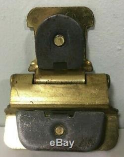 Double Démontable Cabinet Charnière Amerock, 8759, 1/4 Overlay Set / Lot De 50