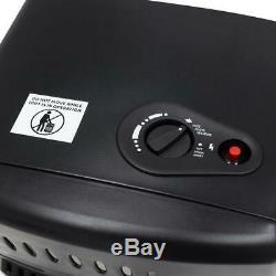 Dyna-glo Portable Chauffe-18k Btu Réglages 3 Chaleur Au Gaz Propane Piézo