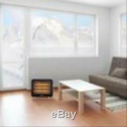 Garage Électrique Chauffe-blanc 1500 Watt Thermostat Réglable 3 Chauffent Nouveau