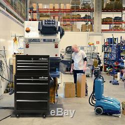 Heavy Duty Outil Armoire De Rangement Verrouillables 4 Tiroirs 26 Pouces Ensemble D'outils Organisateur