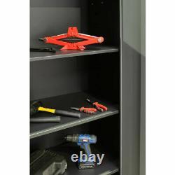 Hilka Professionnels 24 Outil Gauge Mécanique Modulaire Cabinet Set Atelier Garage