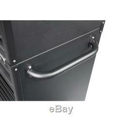 Husky 56 Outil 23 Tiroirs Et Cabinet Roulants 18 Ga Steel 22 D Black